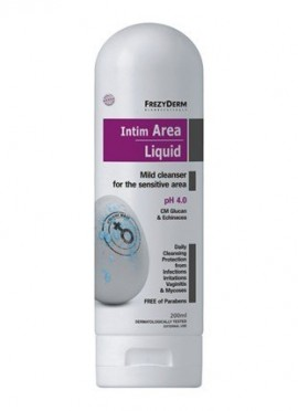 Frezyderm Intim Area Liquid pH 4.0 200ml
