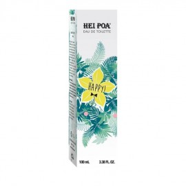 Hei Poa Eau De Toilette Happy 100ml