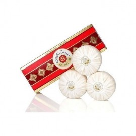 Roger & Gallet Jean Marie Farina Refreshing Perfumed Soaps Αρωματικά σαπούνια 3x100gr