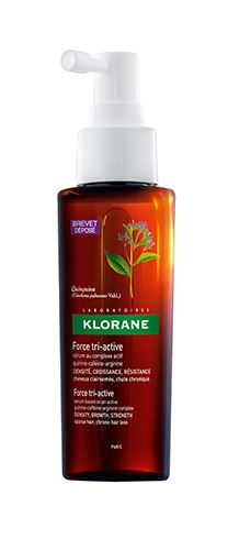 Klorane Quinine Force Tri-Active 100ml