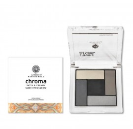 Garden Of Panthenols Chroma Satin & Creamy Nude Eyeshadow Palette No2 6gr