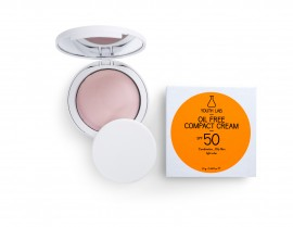 Youth Lab Oil Free Compact Cream spf50 Combination - Oily Skin light color 10g
