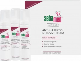 Sebamed Anti-Hairloss Intensive Foam 3x70ml