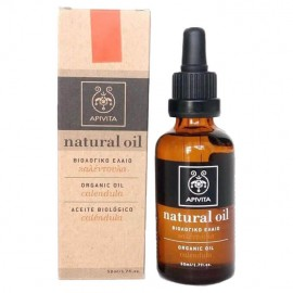 Apivita Natural oil Καλέντουλα 50ml