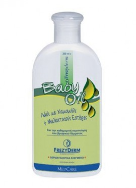 Frezyderm Baby Oil 200ml