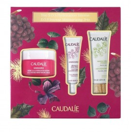 Caudalie Promo Vinosource SOS Cream 50ml + SOS Serum 10ml + Moisturizing Mask 15ml