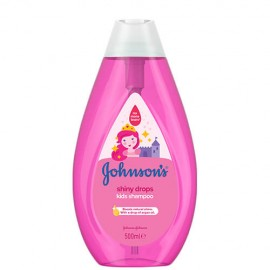 Johnsons Kids Shiny Drops Σαμπουάν 500ml