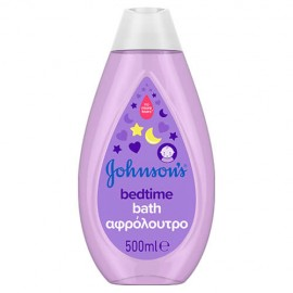 Johnsons Baby Bedtime Αφρόλουτρο 500ml