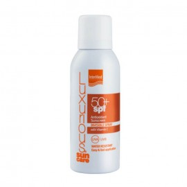 Intermed Luxurious Sun Care Αντιοξειδωτικό  Invisible Spray spf50+ Με Βιταμίνη C 100ml
