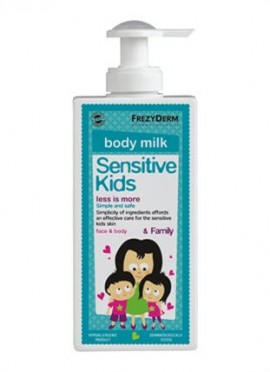Frezyderm Sensitive Kids& Family  Body Milk 200ml