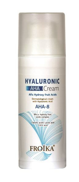 Froika Hyaluronic AHA - 8 Cream 50ml