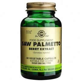 Solgar Saw Palmetto Berry Extract 60vcaps