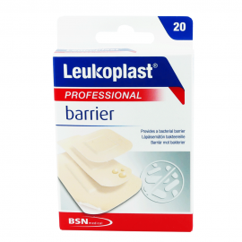 BSN medical Leukoplast Professional Barrier 3 μεγέθη (38mm X 38mm) + (22mm X 72mm) + (38mm X 63mm)