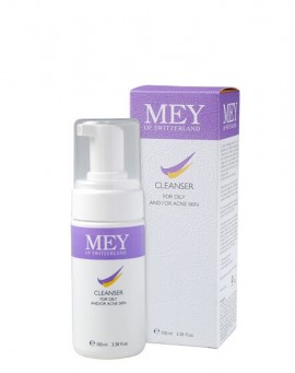 MEY Foaming Cleanser for Oily And/Or Acne Skin 100ml