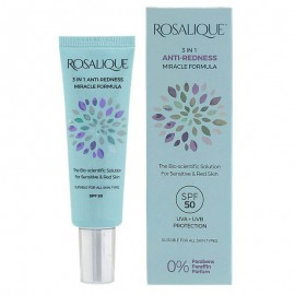 Rosalique 3 in 1 Anti - Redness Miracle Formula spf25 30ml