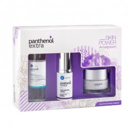 Panthenol New Face & Eye Cream 50ml + Micellar True Cleanser 3 in 1 100ml + Face & Eye Serum 50ml
