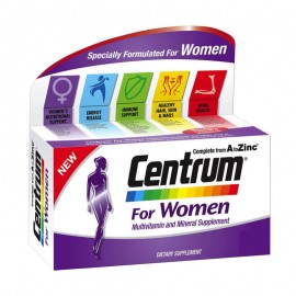 Centrum Women A to Z 60 δισκία