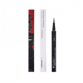 Korres Volcanic Minerals Liquid Eyeliner Pen 01 Brown 1ml
