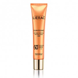 Lierac Sunissime BB Fluide Protective Anti-Aging Golden Face & Decollete spf50 40ml