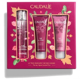 Caudalie Set The des Vignes Fresh Fragrance 50ml & Vignes Shower Gel 50ml & Vignes Body Lotion 50ml