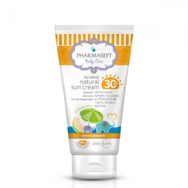 Pharmasept Tol Velvet Natural Sun Cream spf30 100ml