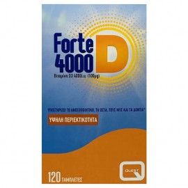 Quest Forte D3 4000iu 100mg 120tabs
