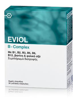 Eviol B-Complex 60 softcaps