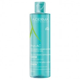 A- Derma Phys - AC Eau Μicellaire Purifiante 400ml