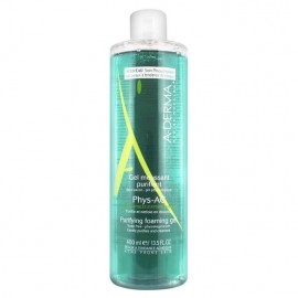 A- Derma Phys - AC Gel Μoussant Purifiant 400ml