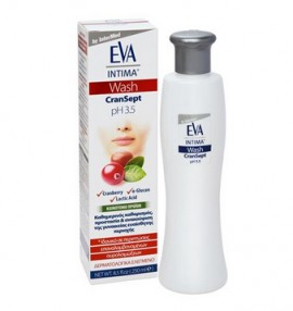 Intermed Eva Intima Wash Cransept pH 3.5 250ml