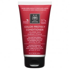 Apivita Color Protect Conditioner με ηλίανθο & μέλι 150ml