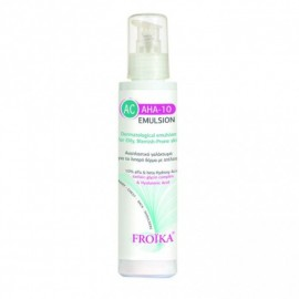 Froika AHA-10 Emulsion Αναπλαστικό Γαλάκτωμα 125ml
