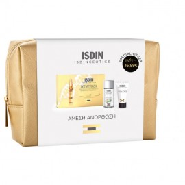 Isdin Instant Flash Set Instant Flash 5 Amps x 2ml & K-Ox Eyes 3ml & Micellar Solution 4in1 30ml