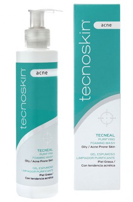 Tecnoskin Tecneal Purifying Foaming Wash 200ml