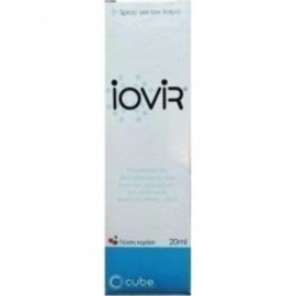 Cube Iovir Throat Spray 20ml