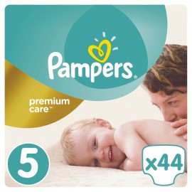 Pampers Premium Care no 5 ( 11-16kg) 44τμχ