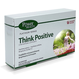 Power Health Think Positive 30 κάψουλες.
