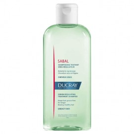 Ducray Sabal sebum- regulating treatment shampoo λιπαρά μαλλιά 200ml