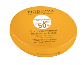 Bioderma Photoderm Max spf50+ Compact Mineral Teintee Claire 10g