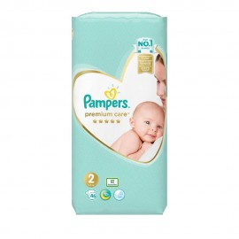 Pampers Premium Care no 2 ( 4-8kg) 46τμχ