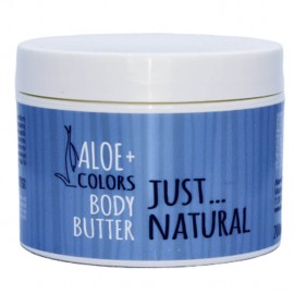 Aloe+ Colors Body Butter Just Natural 200ml