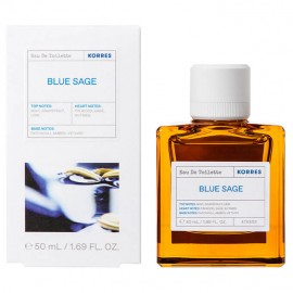 Korres Eau de Toilette Blue Sage - Lime - Fir Wood 50ml