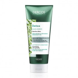 Vichy Dercos Nutrients Detox Conditioner για Λιπαρά Μαλλιά 200ml