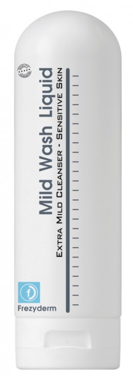 Frezyderm Mild Wash Liquid 200ml