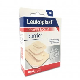 BSN medical Leukoplast Professional Barrier 30 μεγέθη 8x(22 x 38mm) + 4x (38 x 38mm) + 12x (22 x 72mm) +6x  (38 x 63mm)