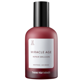 Thank You Farmer Miracle Age Repair Emulsion 130ml