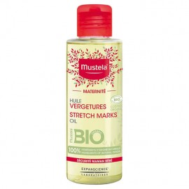 Mustela Maternite Stretch Marks Prevention Oil - Λάδι Για Ραγάδες 105ml