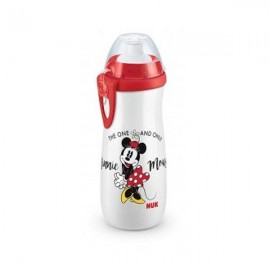 NUK First Choice Sports Cup με καπάκι Push-Pull Disney Minnie 450ml