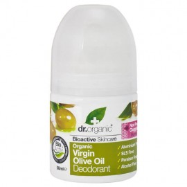 Dr Organic Olive Oil Deodorant Roll-On 50ml
