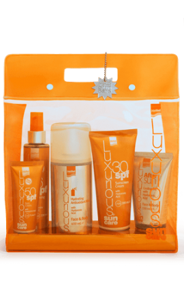 Intermed Luxurious Sun Care HIGH Protection Pack